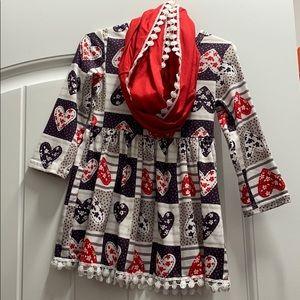 XS toddler dress